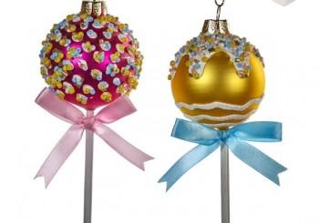 Globuri și podoabe pentru bradul de Crăciun<br />&nbsp;