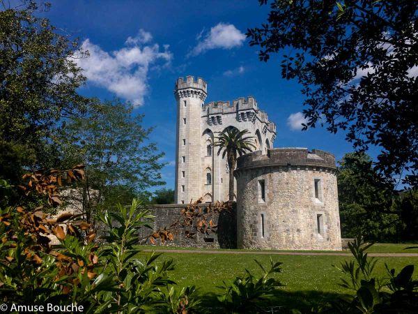 Castillo de Arteaga -Tara Bascilor