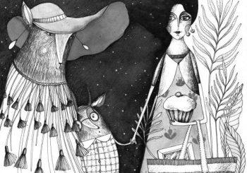 Poveste modernă: Capra cu un ied și o Cenușăreasă