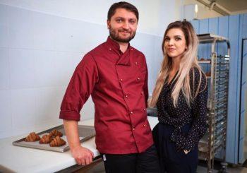 Fika 18: Armand Sima și Cătălina Opriș, (re)scriu istoria croissantului la București