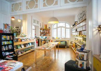 Un, deux, trois – turul librăriilor bucureștene chic-cool