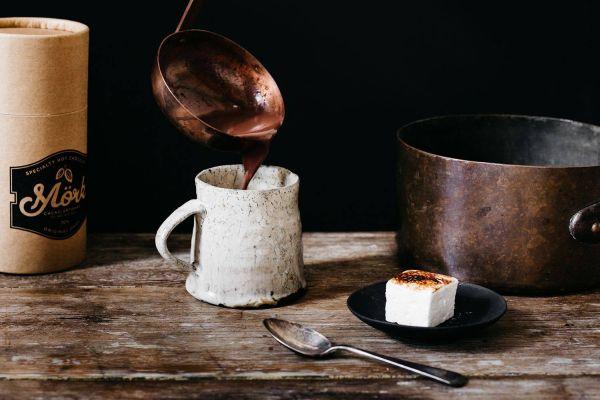 Ciocolată caldă după Crăciun? Da, vă rog!