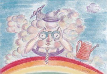 Poveste în versuri: Noru' Iscoditoru'