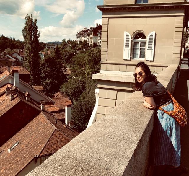 Din Elveția, Ana Groszler lansează prima ei carte de povești pentru copii